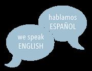 we speak english-spanish